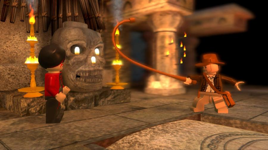 LEGO Indiana Jones - The Original Adventures Screenshot 9