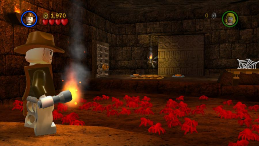 LEGO Indiana Jones - The Original Adventures Screenshot 8