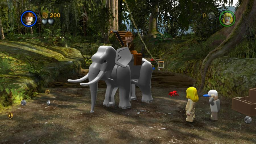 LEGO Indiana Jones - The Original Adventures Screenshot 6
