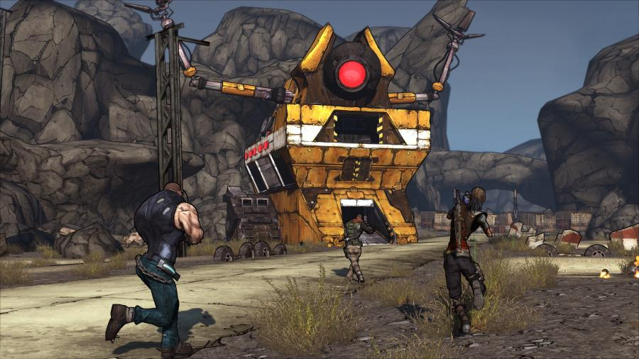Borderlands - Game of the Year Edition Enhanced Screenshot 3