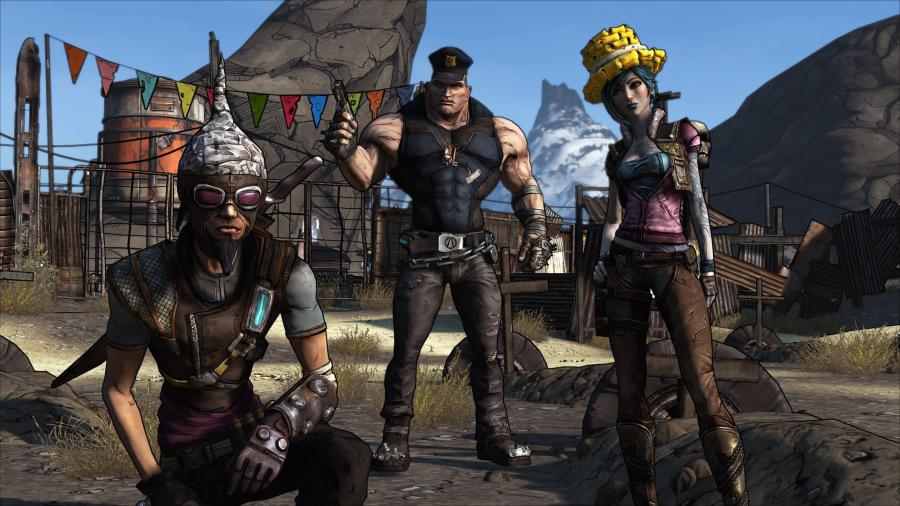 Borderlands - Game of the Year Edition Enhanced Screenshot 2