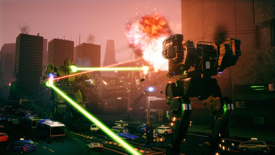 Battletech - Urban Warfare (DLC) Screenshot 9