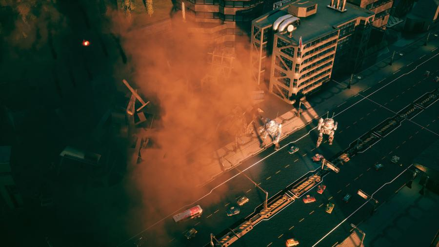 Battletech - Urban Warfare (DLC) Screenshot 7