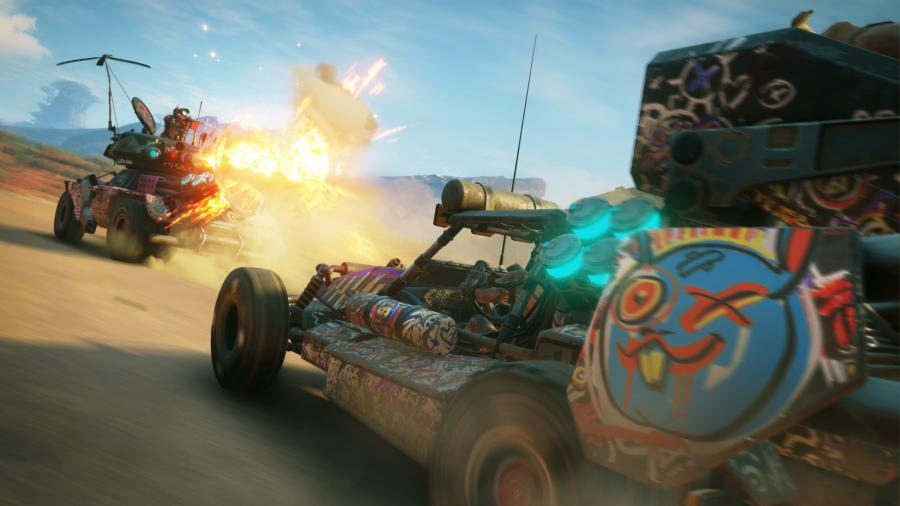Rage 2 - Deluxe Edition (Xbox One Download Code) Screenshot 9
