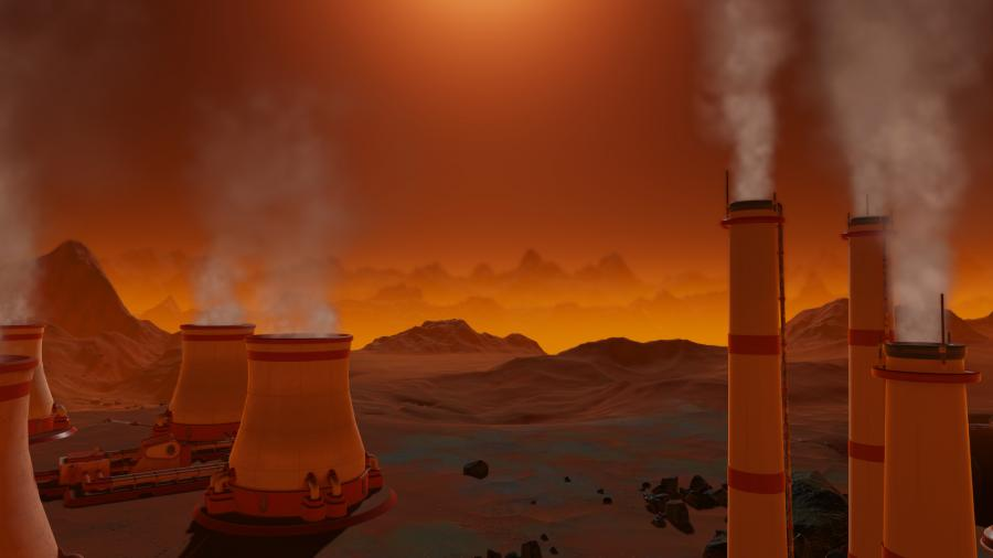 Surviving Mars - Green Planet (DLC) Screenshot 5
