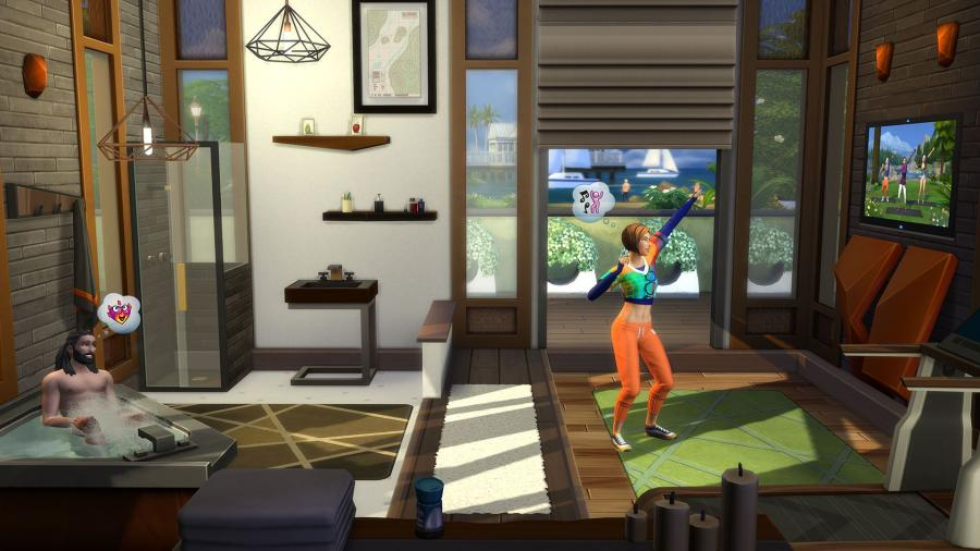 The Sims 4 - Fitness Stuff (DLC) Screenshot 4