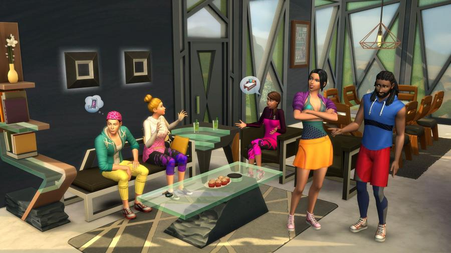 The Sims 4 - Fitness Stuff (DLC) Screenshot 3