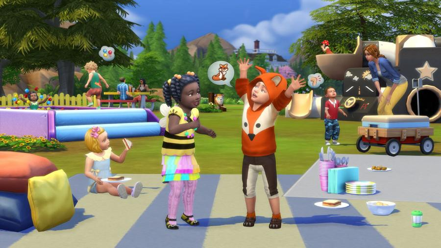 The Sims 4 - Toddler Stuff (DLC) Screenshot 2