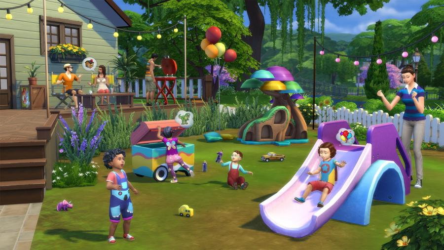 The Sims 4 - Toddler Stuff (DLC) Screenshot 4
