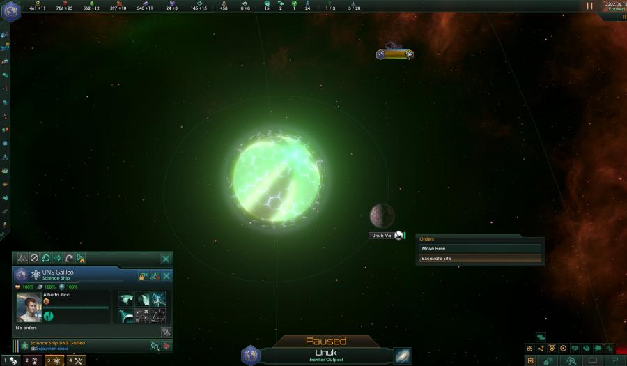 Stellaris - Ancient Relics Story Pack (DLC)