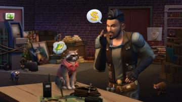 The Sims 4 - Cats and Dogs Bundle (Xbox One Download Code) Screenshot 5