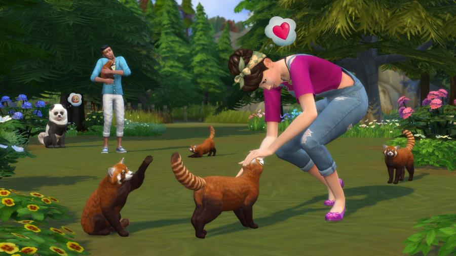 The Sims 4 - Cats and Dogs Bundle (Xbox One Download Code) Screenshot 4