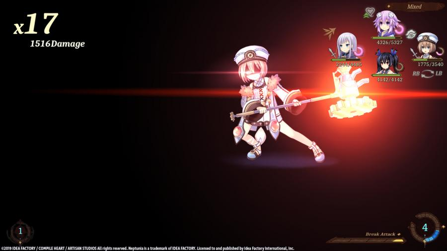 Super Neptunia RPG Screenshot 8