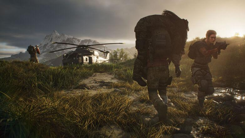 Ghost Recon Breakpoint - BETA Access Key [PC, PS4, Xbox One] Screenshot 4
