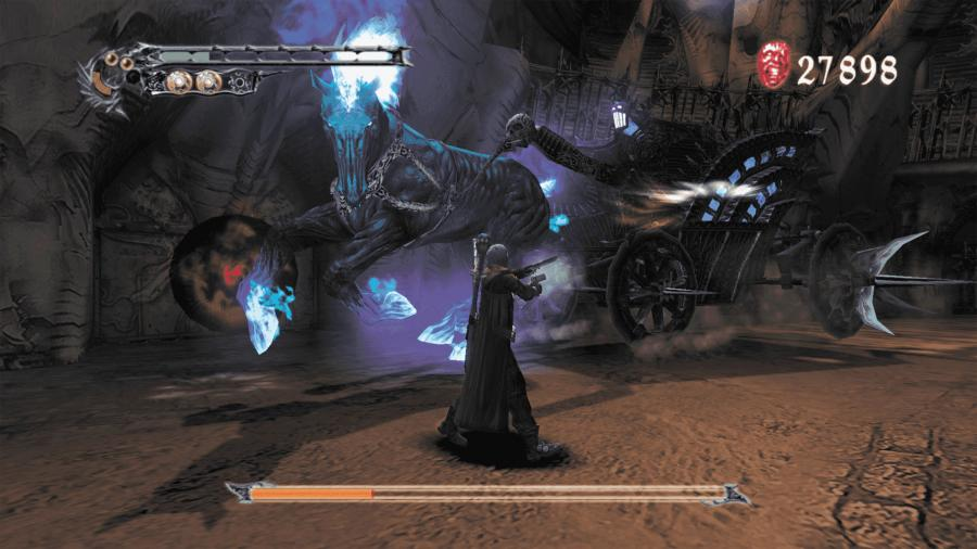 Devil May Cry HD Collection Screenshot 8