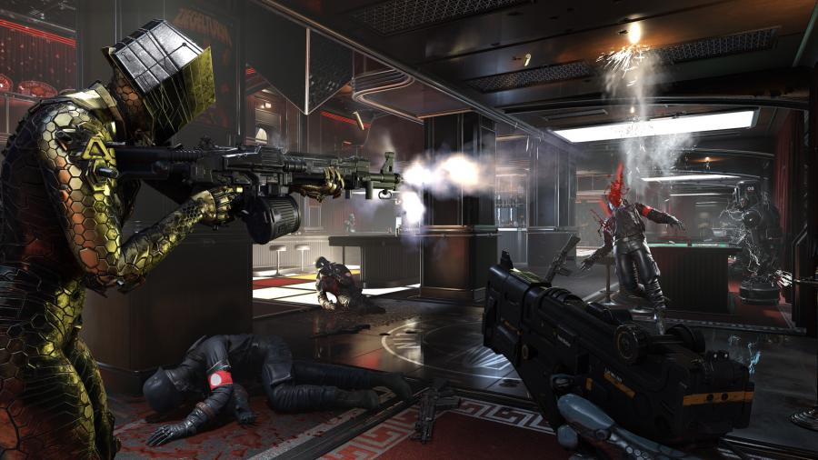 Wolfenstein Youngblood Screenshot 4