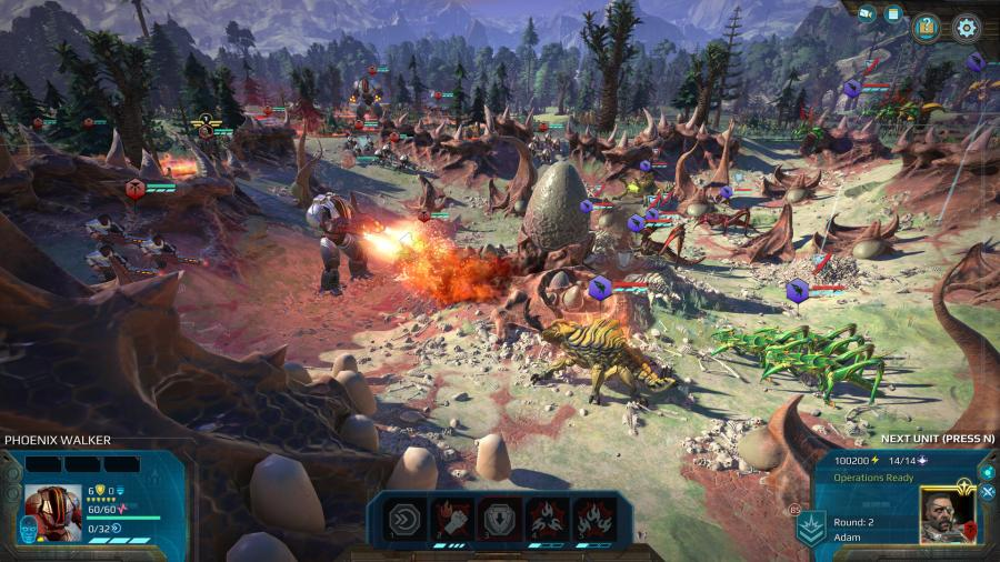 Age of Wonders Planetfall - Deluxe Edition Screenshot 8