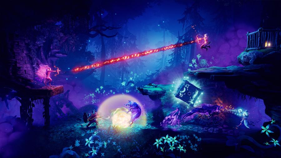 Trine 4 - The Nightmare Prince Screenshot 4