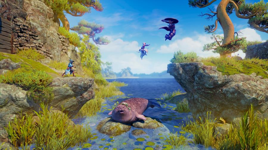 Trine 4 - The Nightmare Prince Screenshot 3
