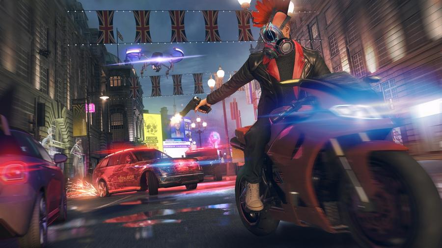 Watch Dogs Legion Screenshot 3