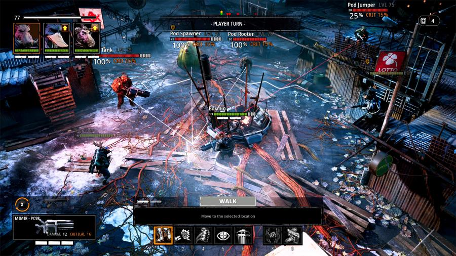 Mutant Year Zero - Seed of Evil (DLC) Screenshot 6