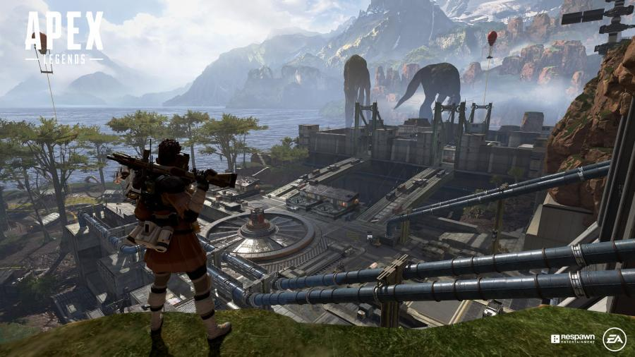 Apex Legends - Bloodhound Edition (PS4 Download Code) Screenshot 2