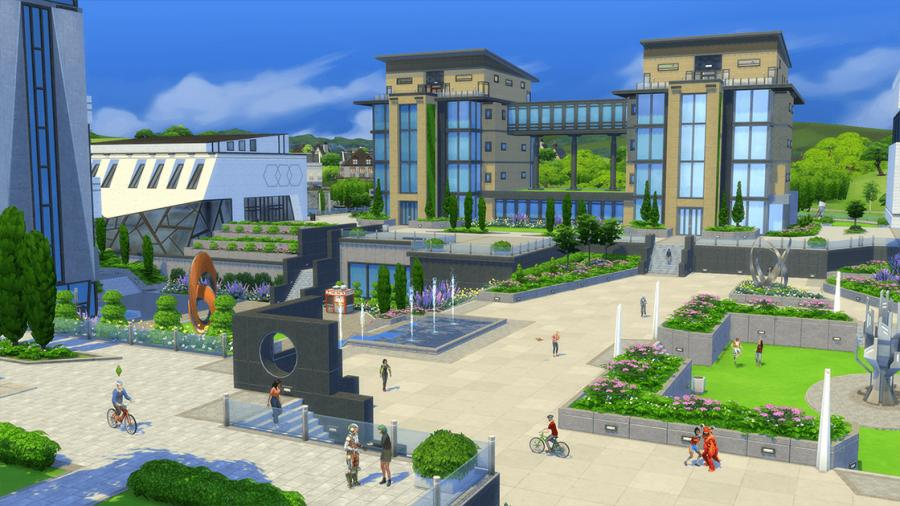 The Sims 4 - Discover University (DLC) Screenshot 2