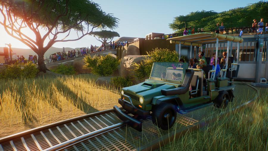 Planet Zoo - Deluxe Edition Screenshot 5