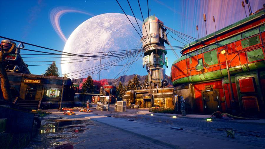 The Outer Worlds - Xbox One Download Code Screenshot 2