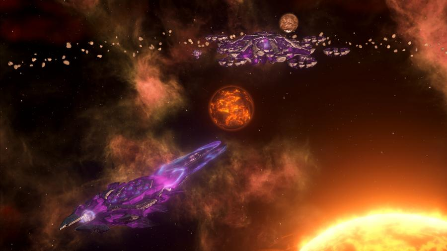 Stellaris - Lithoids Species Pack (DLC) Screenshot 9