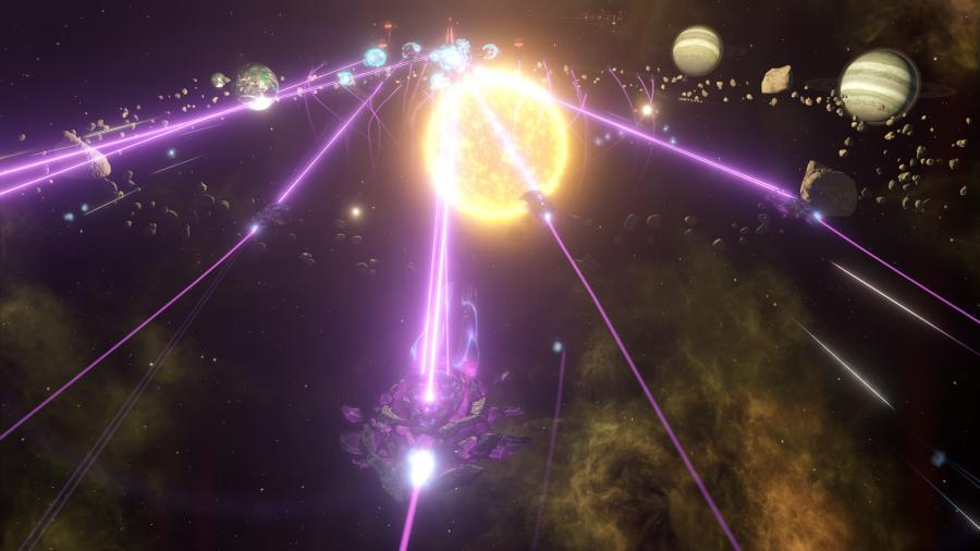 Stellaris - Lithoids Species Pack (DLC) Screenshot 2