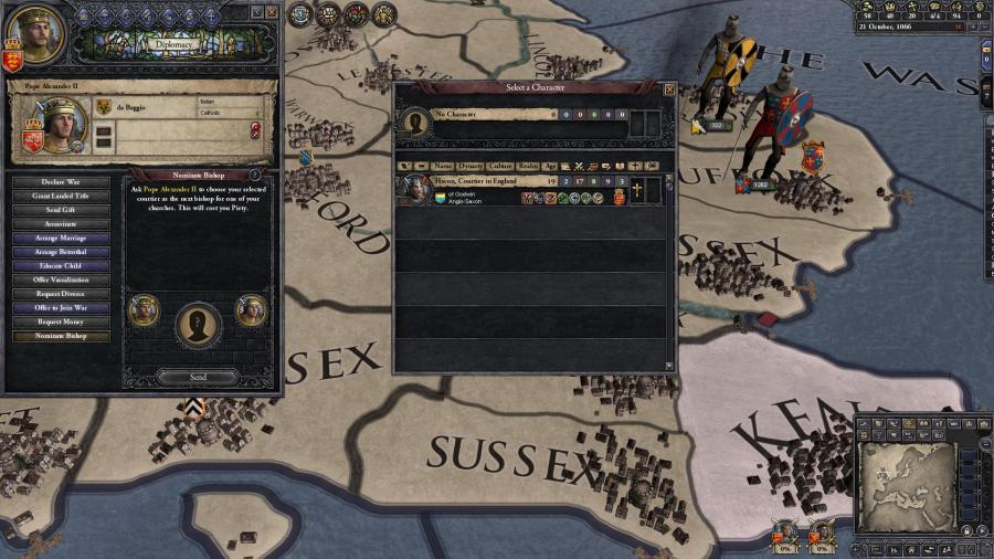 Crusader Kings II - Sons of Abraham (DLC) Screenshot 5