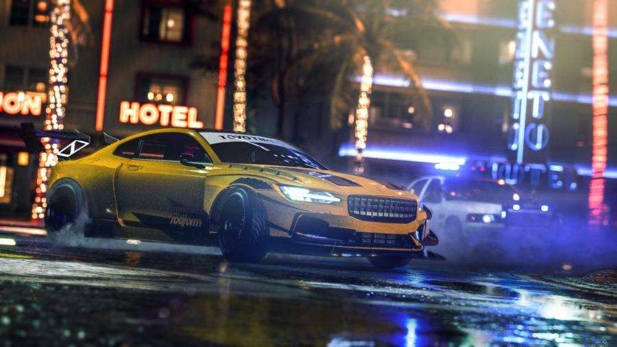 Need for Speed Heat (English only) Screenshot 7