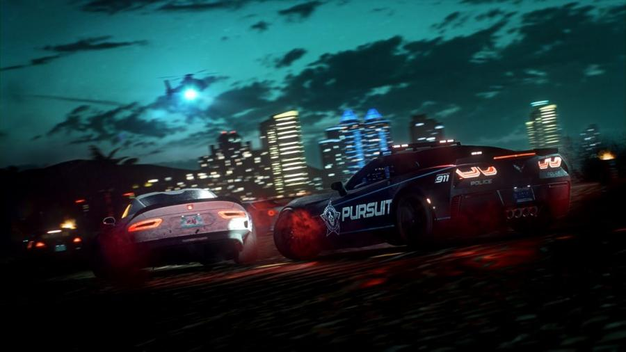 Need for Speed Heat (English only) Screenshot 3