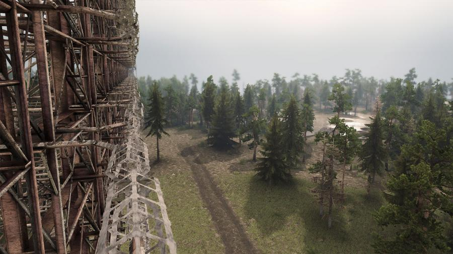 Spintires - Chernobyl (DLC) Screenshot 7