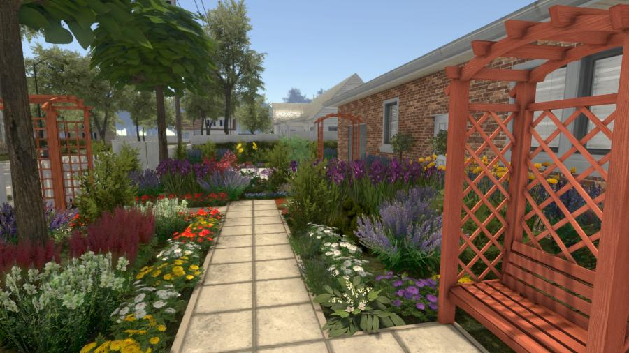 Garden Flipper (House Flipper DLC) Screenshot 3