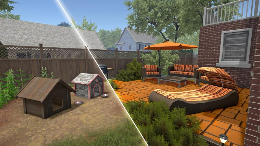 Garden Flipper (House Flipper DLC) Screenshot 4
