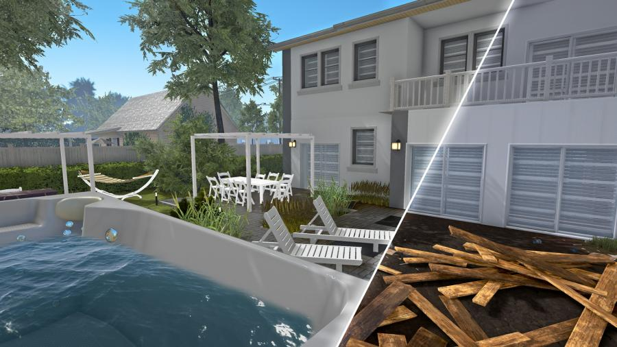 Garden Flipper (House Flipper DLC) Screenshot 7