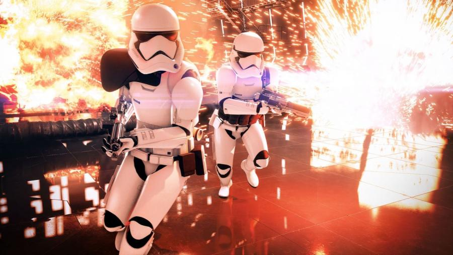 Star Wars Battlefront 2 - EN FR ES Key (English, French, Spanish) Screenshot 8