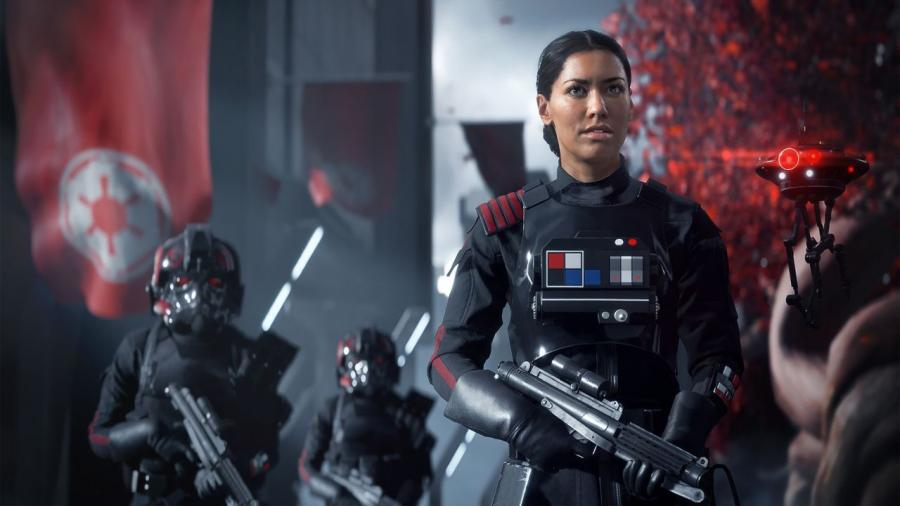 Star Wars Battlefront 2 - EN FR ES Key (English, French, Spanish) Screenshot 2