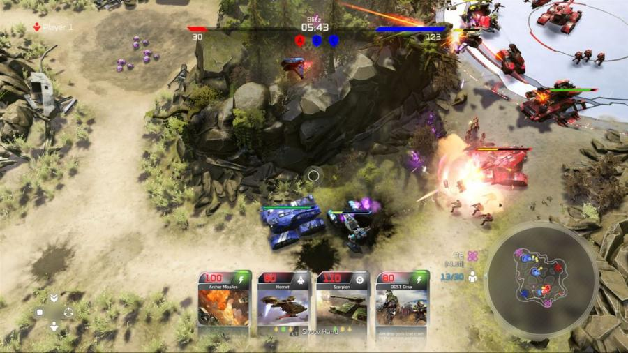 Halo Wars 2 - Ultimate Edition (Xbox One / Windows 10) Screenshot 8
