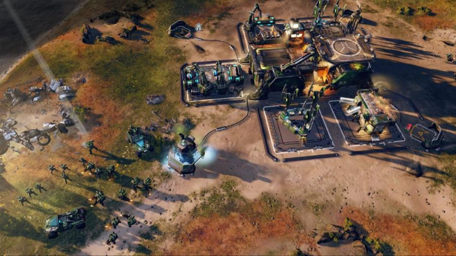 Halo Wars 2 - Ultimate Edition (Xbox One / Windows 10) Screenshot 2