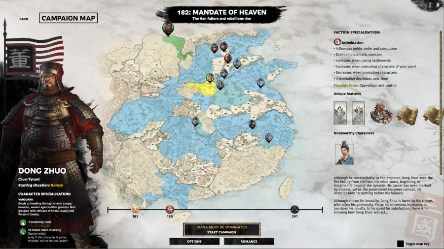 Total War Three Kingdoms - Mandate of Heaven (DLC) Screenshot 8