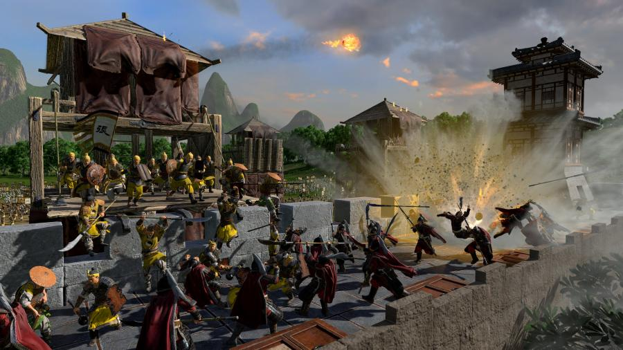 Total War Three Kingdoms - Mandate of Heaven (DLC) Screenshot 6