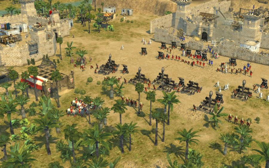 Stronghold Crusader 2 - Special Edition Screenshot 2