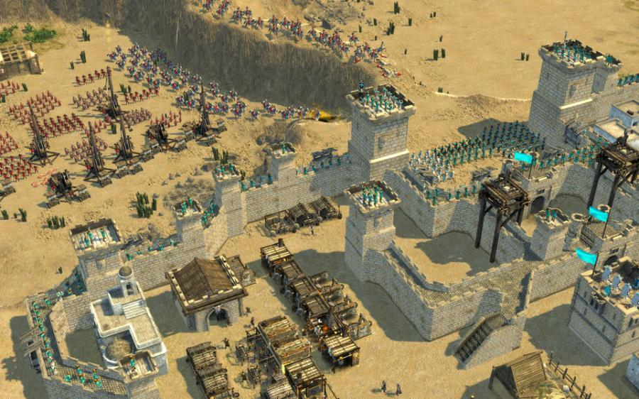 Stronghold Crusader 2 - Special Edition Screenshot 4