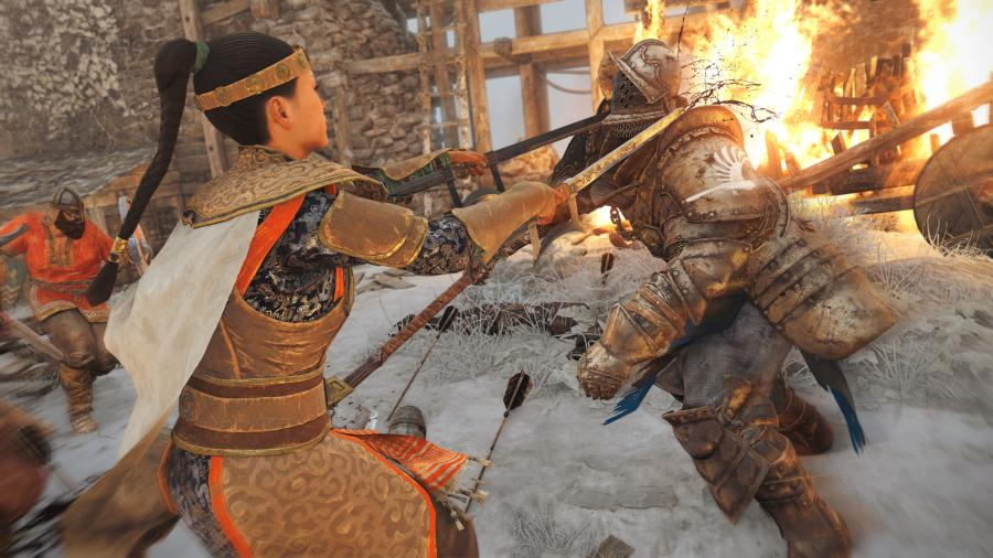 For Honor - Marching Fire (DLC) Screenshot 3