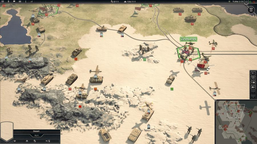 Panzer Corps 2 Screenshot 7