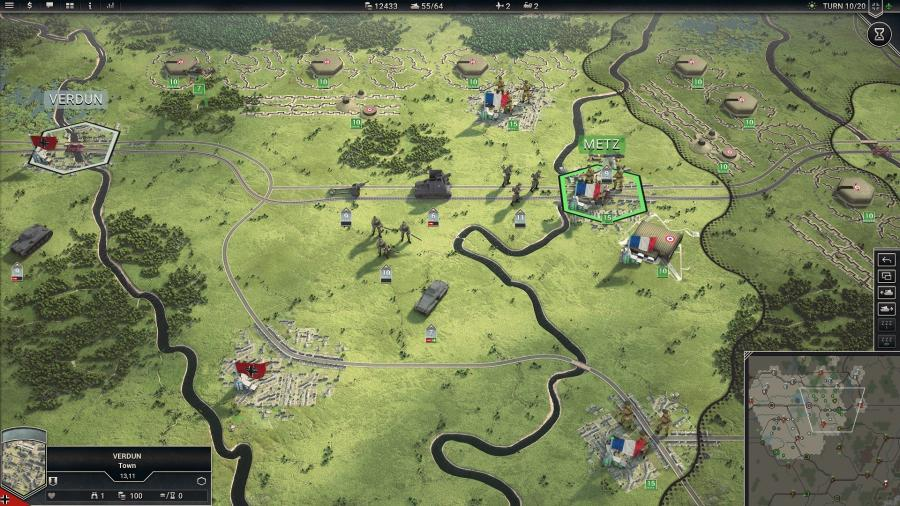 Panzer Corps 2 Screenshot 2