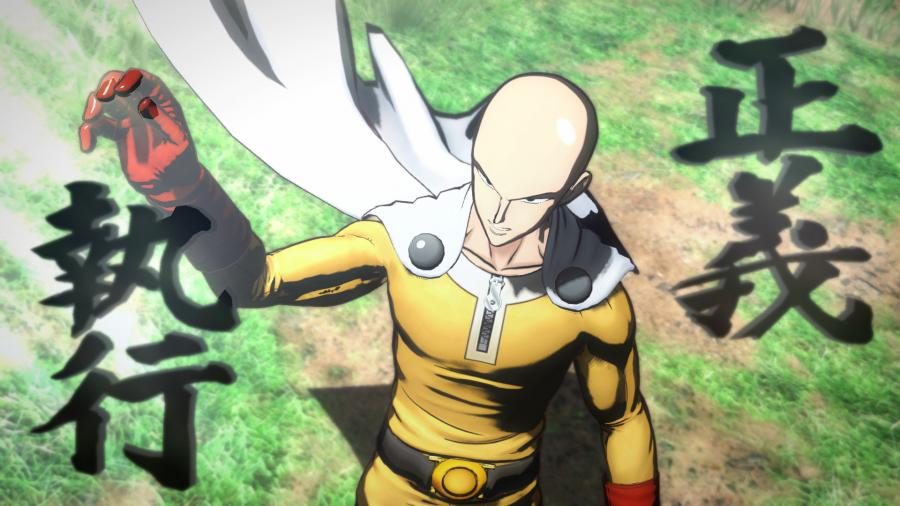 One Punch Man - A Hero Nobody Knows Screenshot 2